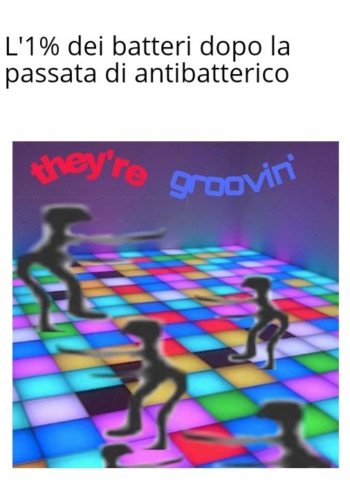 They're groovin - meme