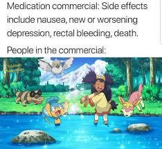 Medication Time - meme