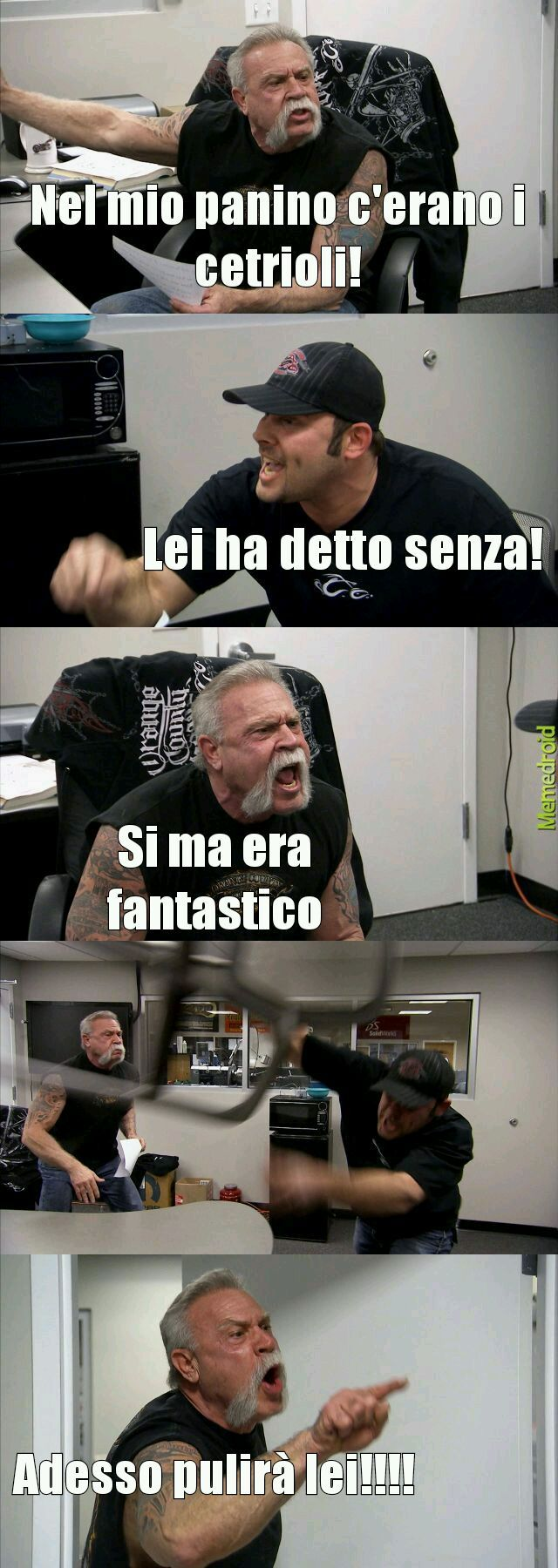 Cetrioli - meme