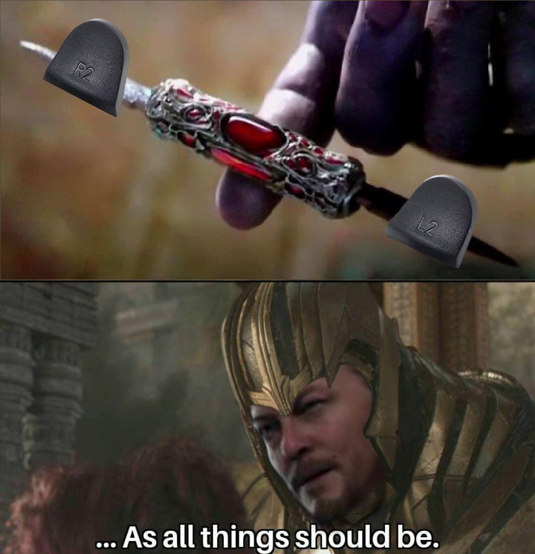 Death stranding memes