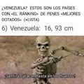 Orgulloso de ser Venezolano