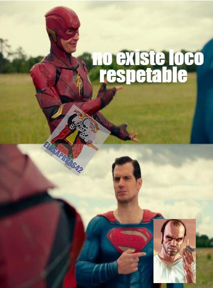 TREVOR MALDITO LOCO :NO: - meme