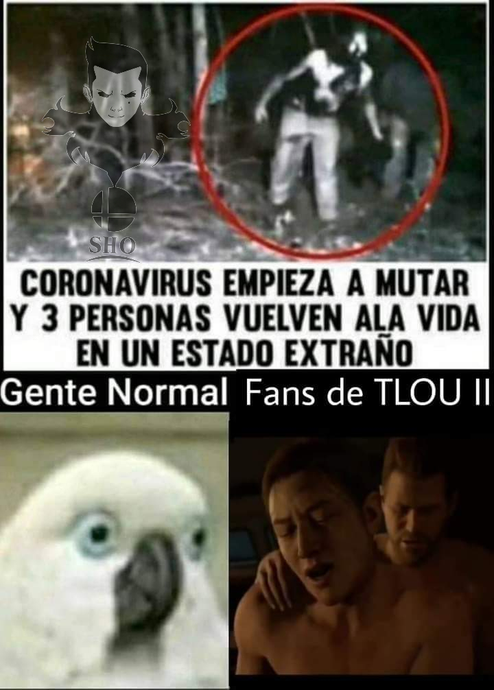 Yo soy fan de The Last Of Us, chales me umiye :( - meme