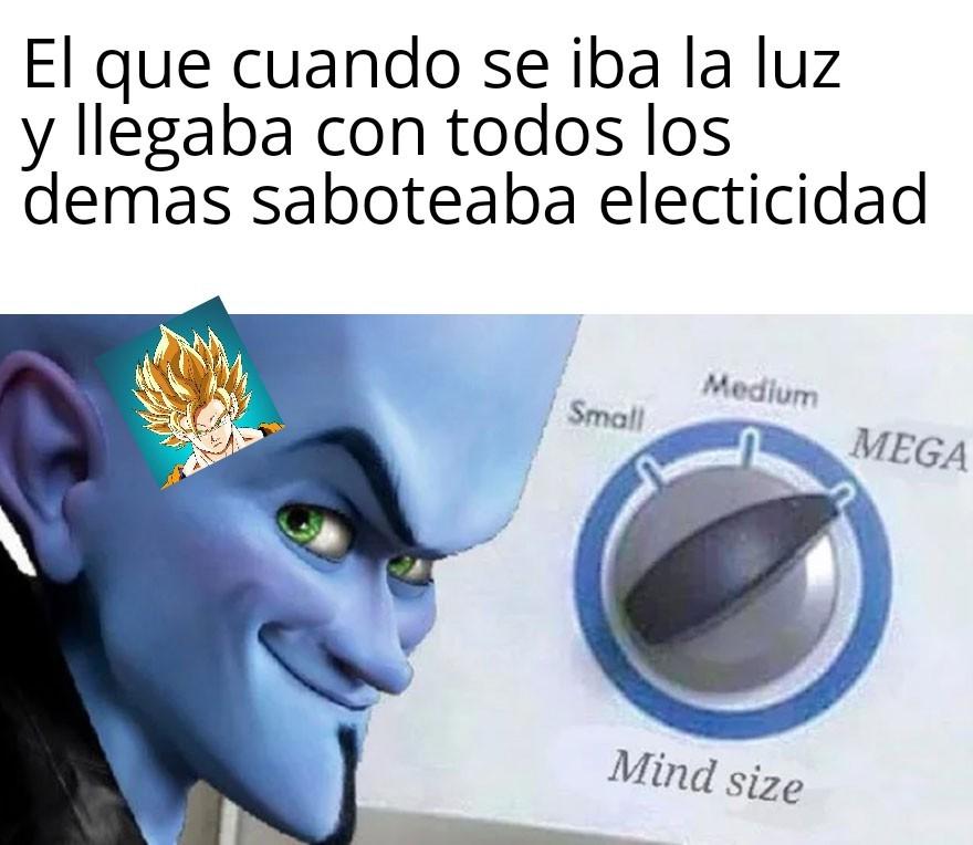 Mind Size MEGA - meme