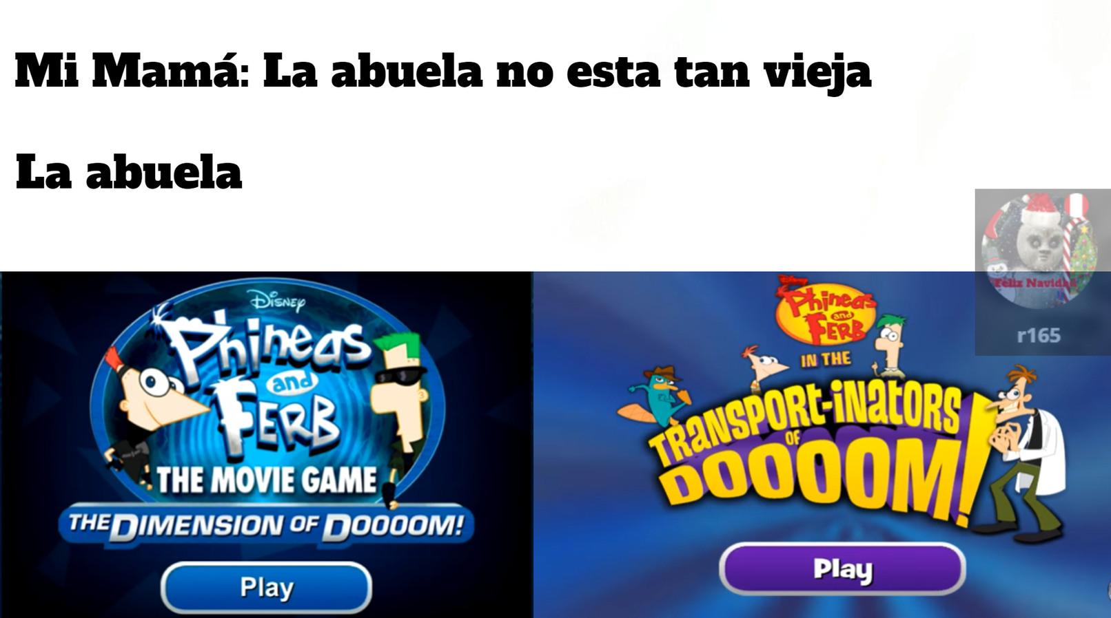 Grandes juegos - meme