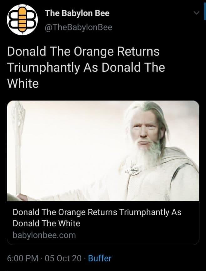 The Orange - meme