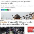 México es 62% siria