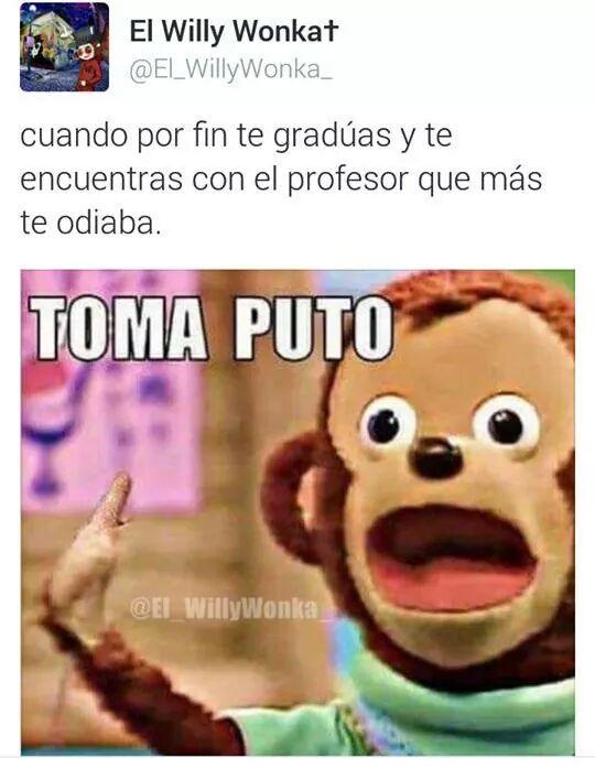mirame graduado papu - meme