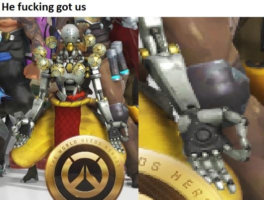 Zen man - meme