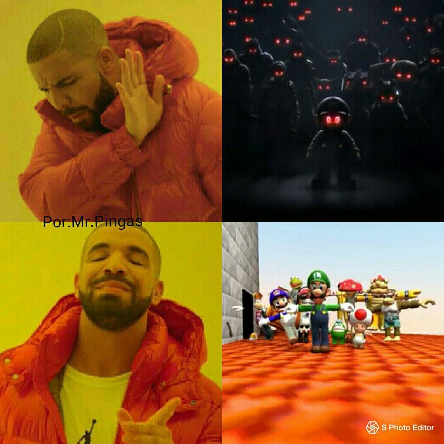 La invasión comienza - meme