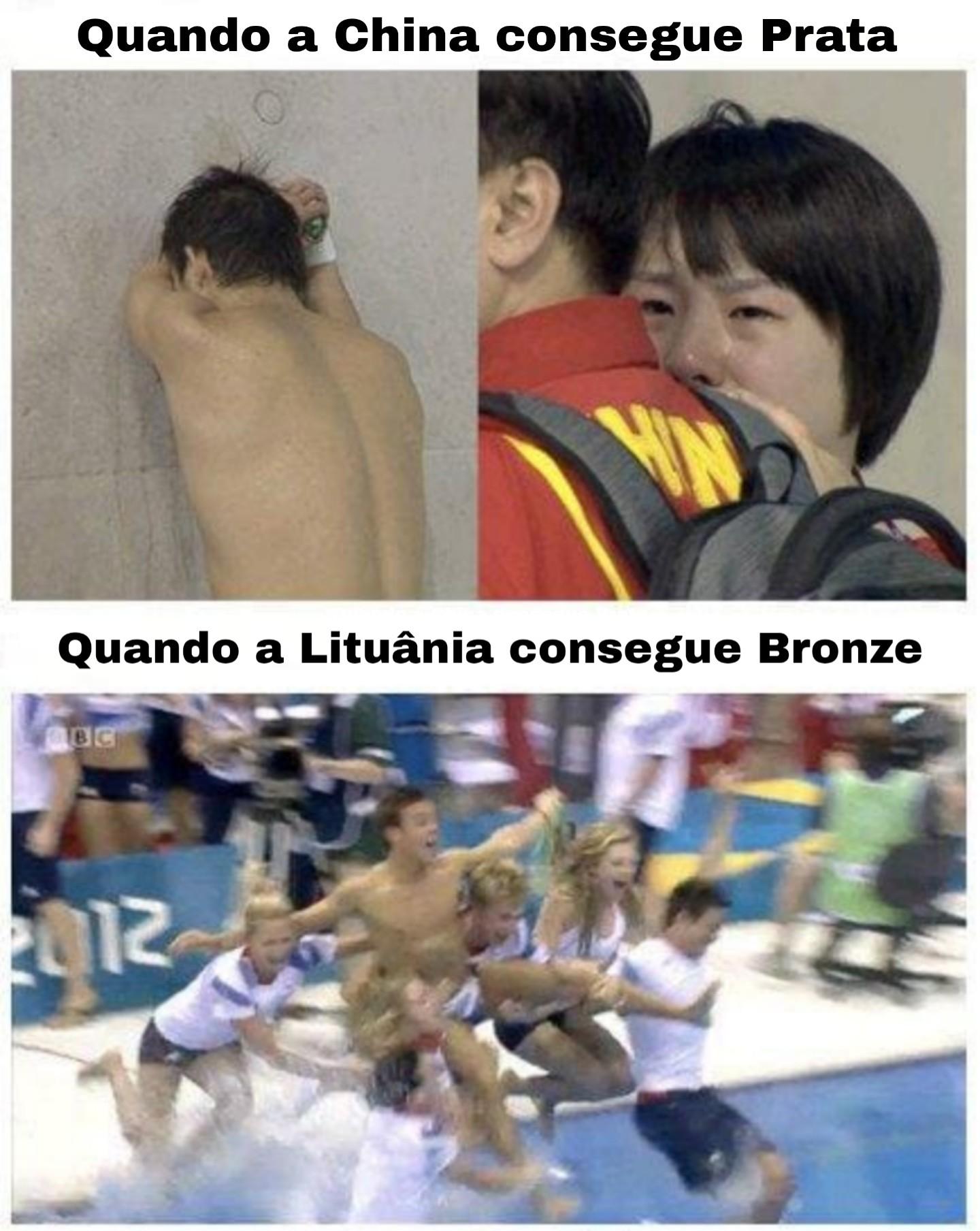 Lito = Pedra, Ânia = Usuário. Lituânia = Crackudo - meme