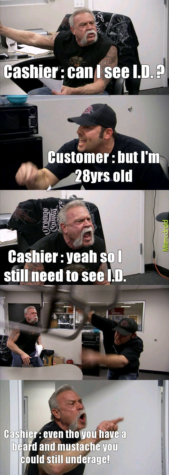 I. D. - meme
