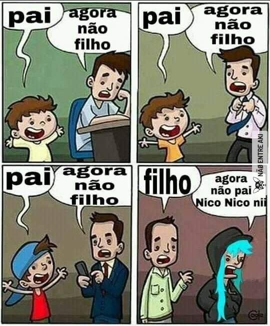 Cuide dos seus filhos catchuga - meme