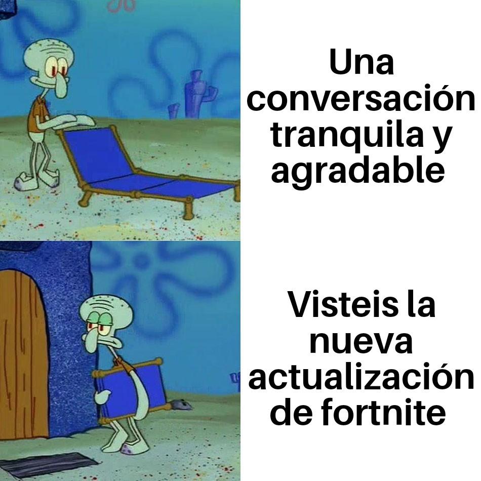 Calamidad - meme