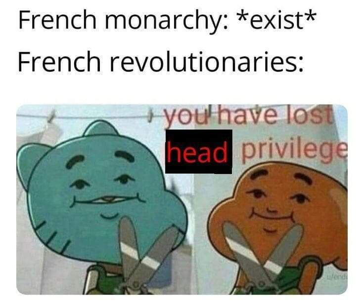 Ah, french... - meme