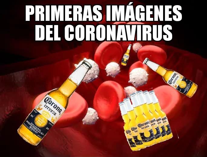 Coronaviru' - meme
