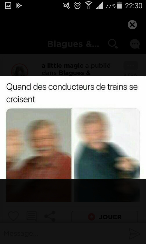 Salut Gérard! - meme