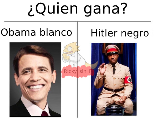 Obama parece Jim Carrey - meme