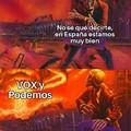 Maldita sea iglesias otra vez queriendo convertir España en Venezuela 2.0