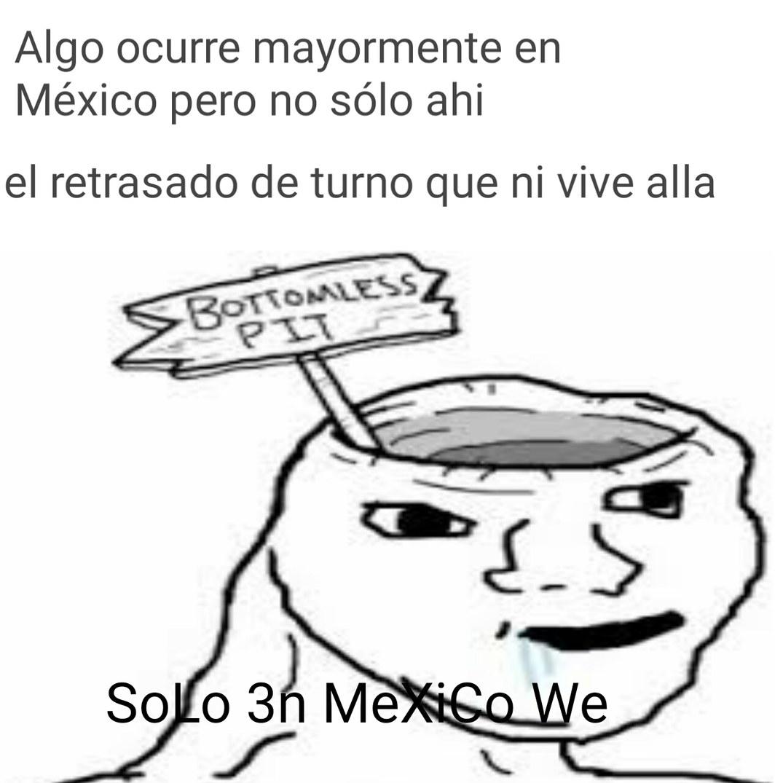 Retrasados - meme