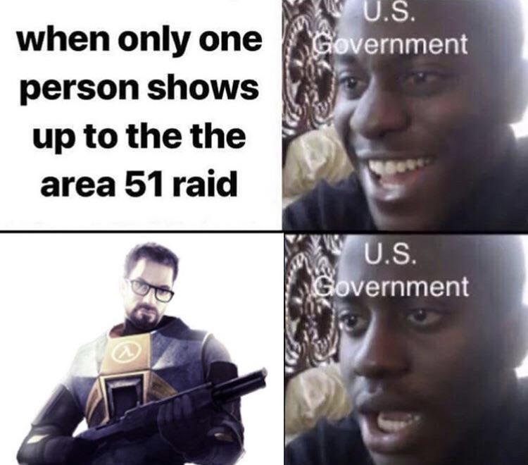 Hello Mr Freeman - meme