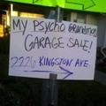 Psycho granny sale