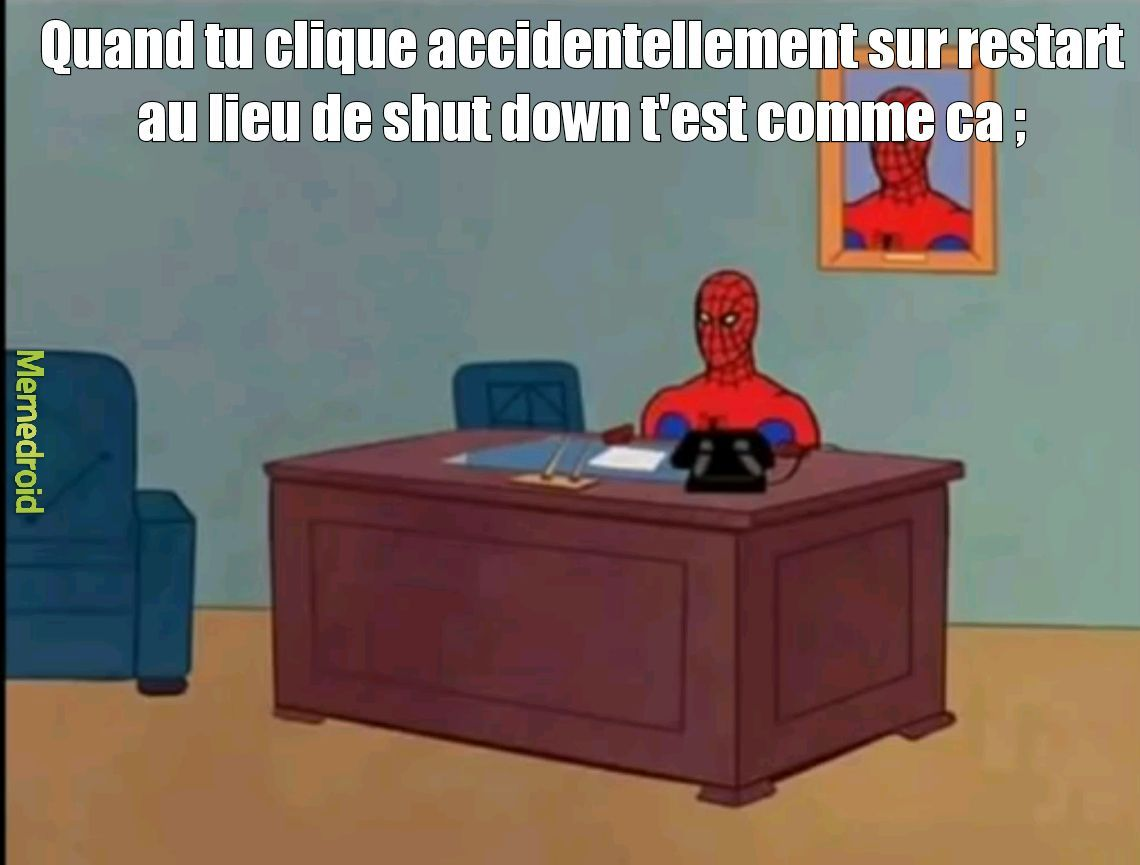 Miss click - meme
