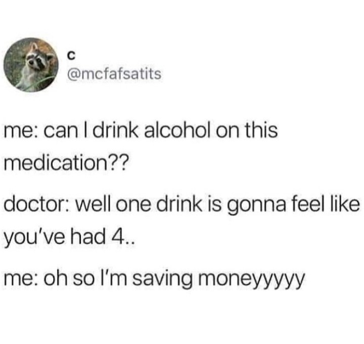 Love saving money! - meme