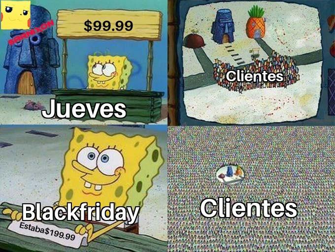 Viernes 29 de noviembre de 2019 - meme