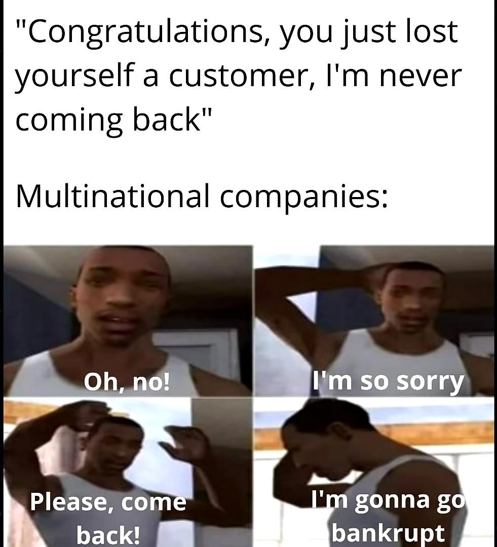 Example Text - meme