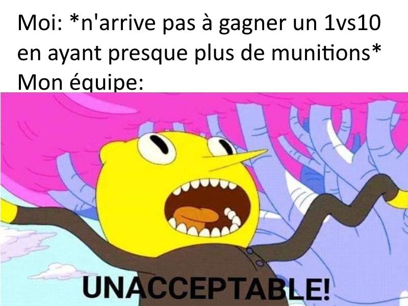 NaN Mé KomAN Ta pU pErDrE ? - meme