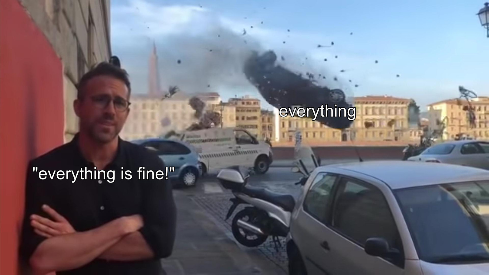 my school year - meme