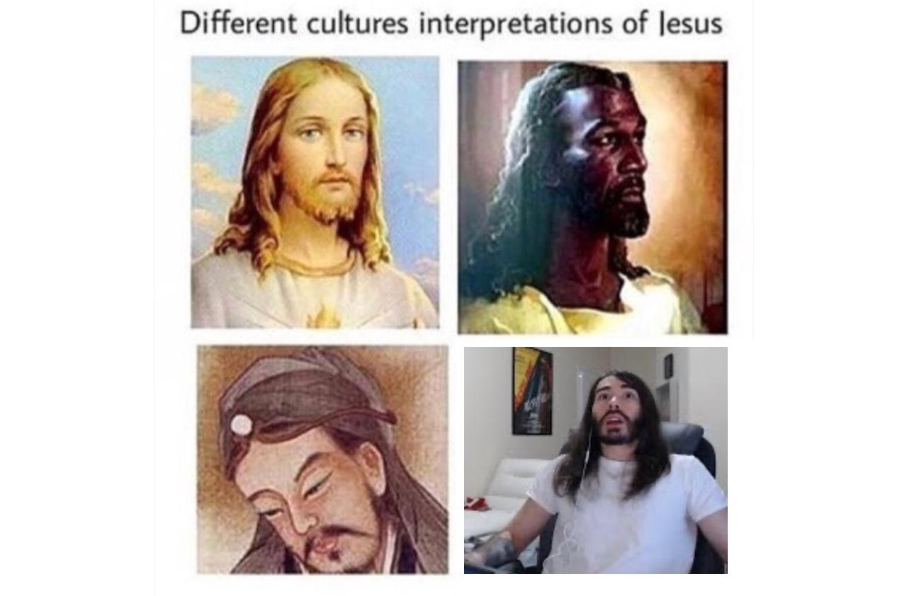 The similarities are uncanny - meme
