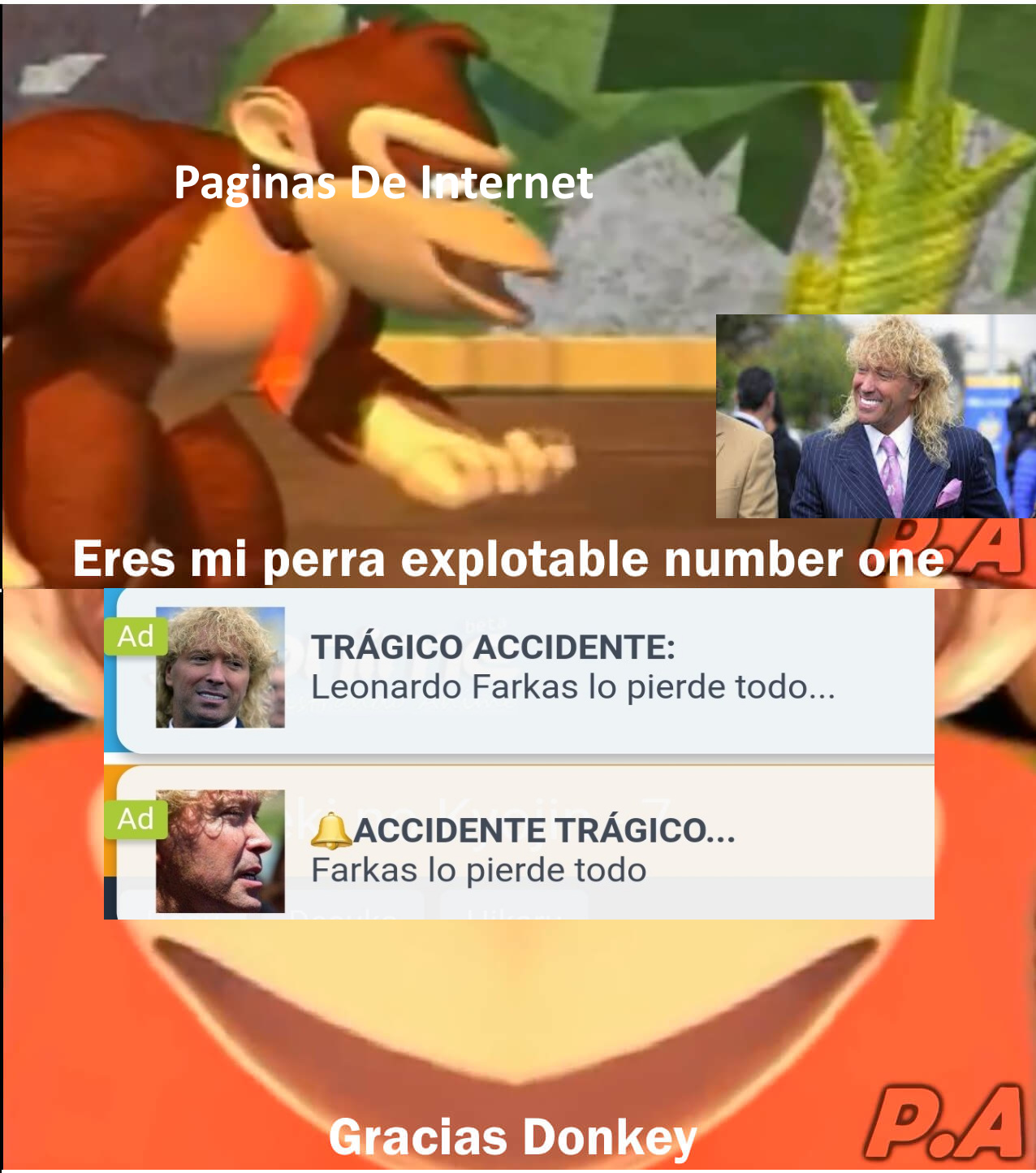 plantilla explotada number one pero aun sirve - meme