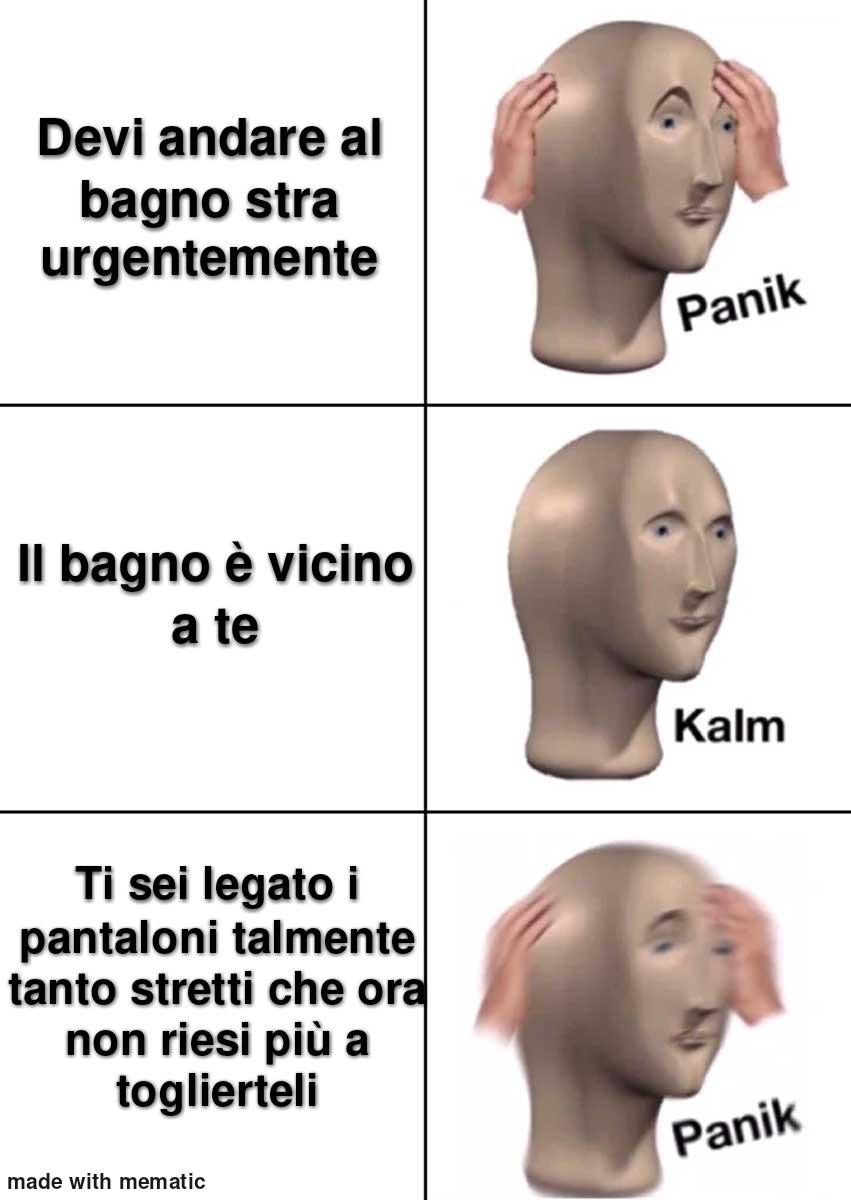 PANIKO - meme