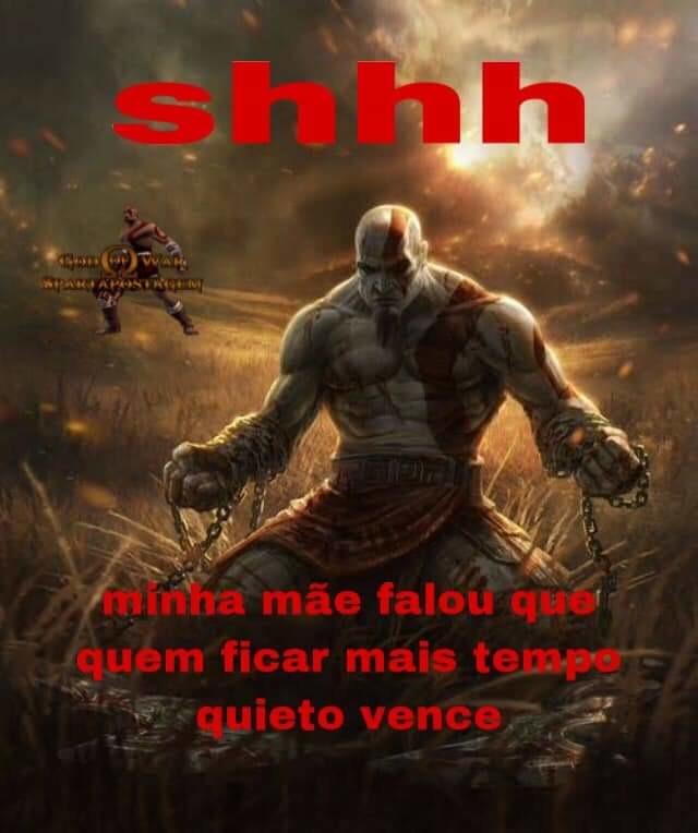 Shhh - meme
