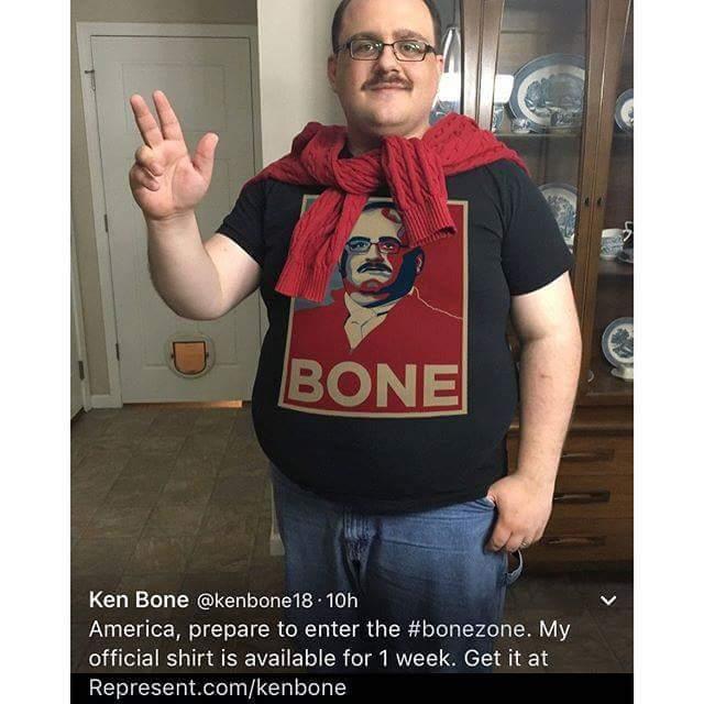 Welcome to the Bone Zone - meme