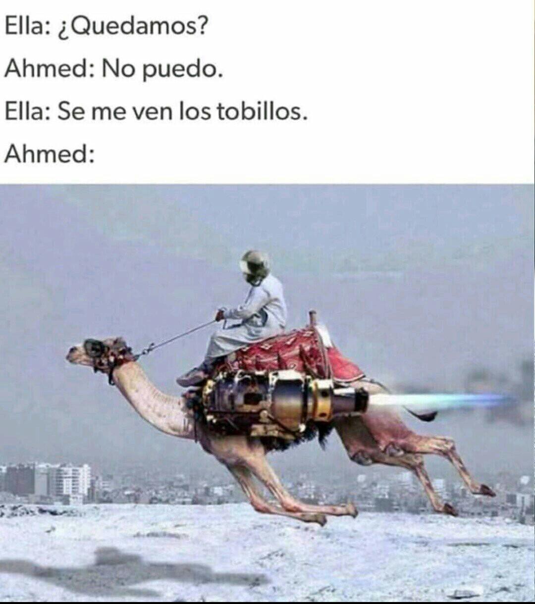 Ricos Tobillos - meme
