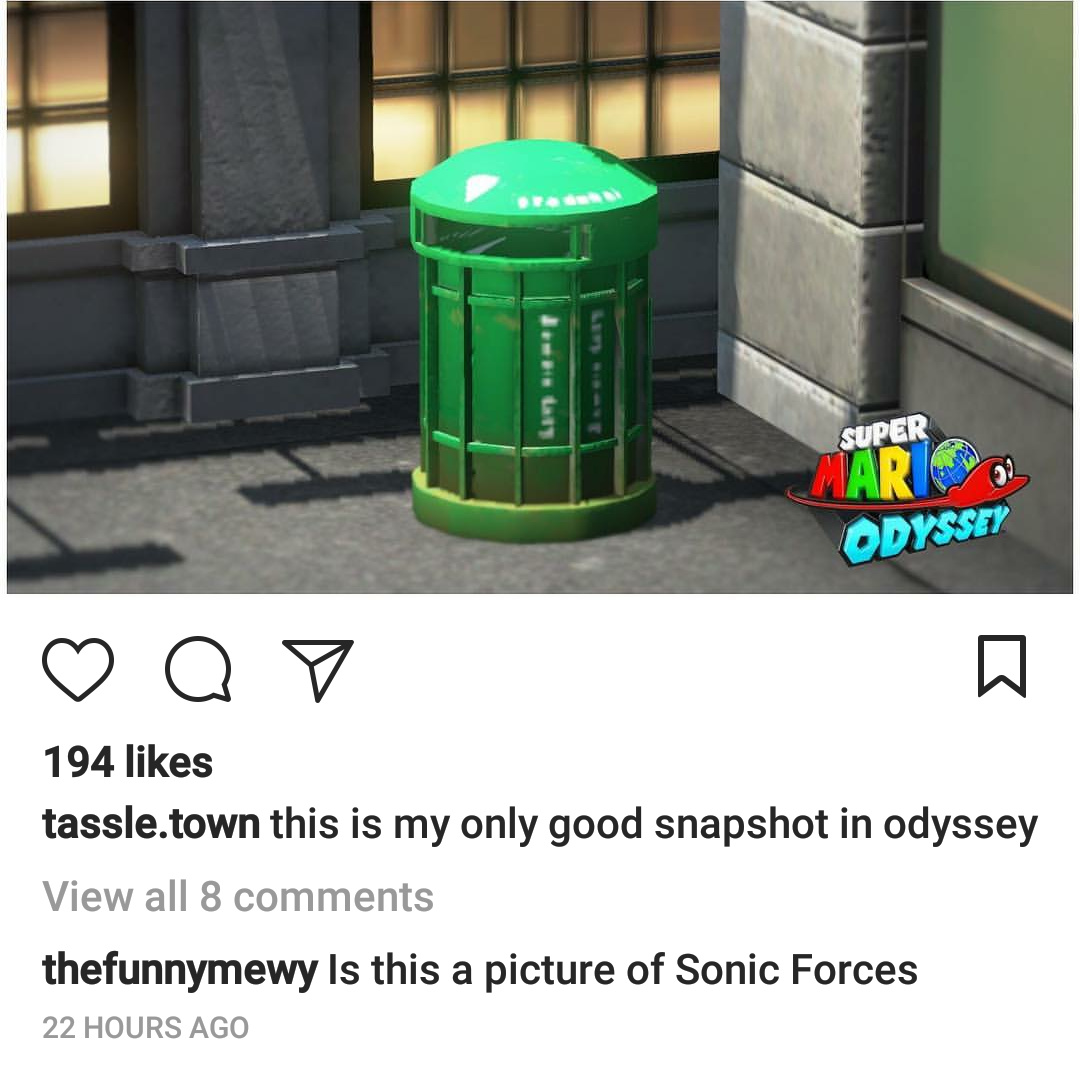 Sonic forces is going to suck - meme