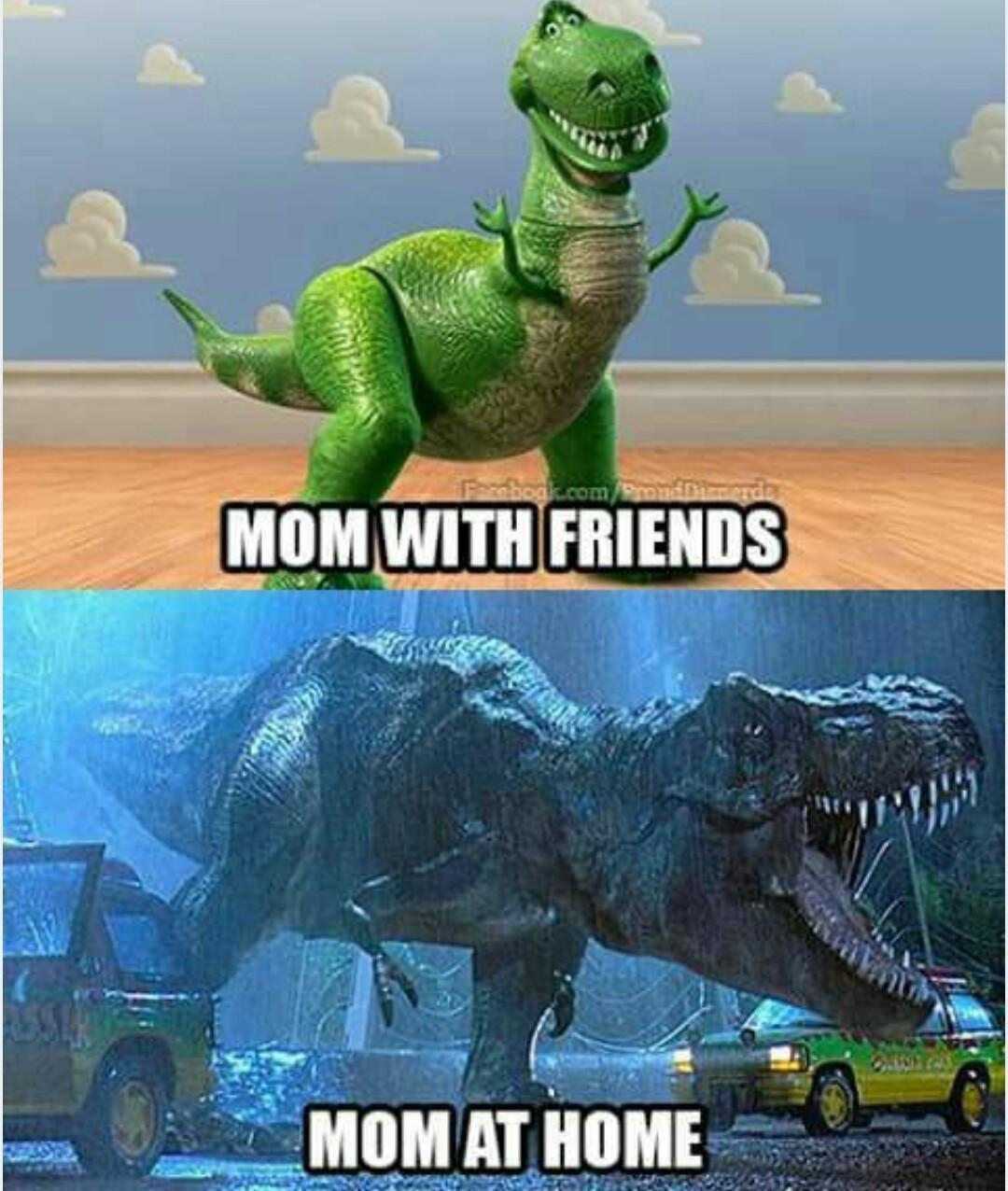 Moms... - meme