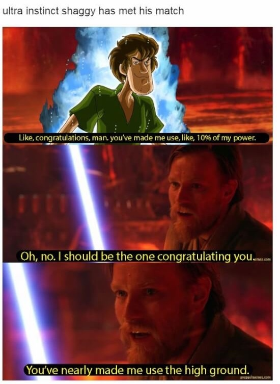 Obi wan master of all - meme