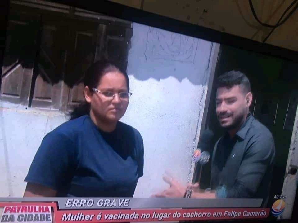 Brazilian horror story - meme