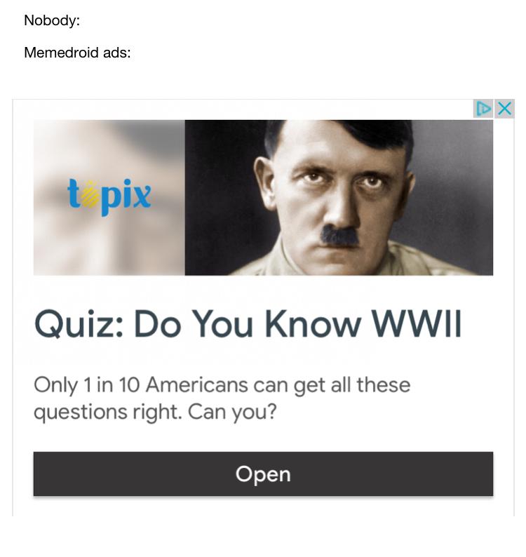 Mein Fuhrer - meme