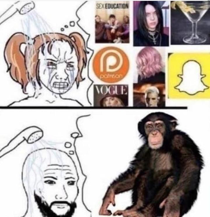 Esto dice bastante de la sociedad - meme
