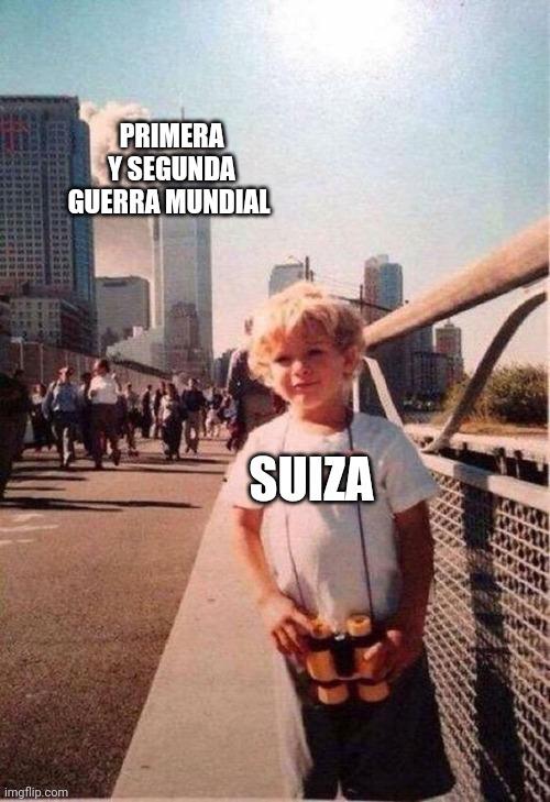 Suiza neutral - meme