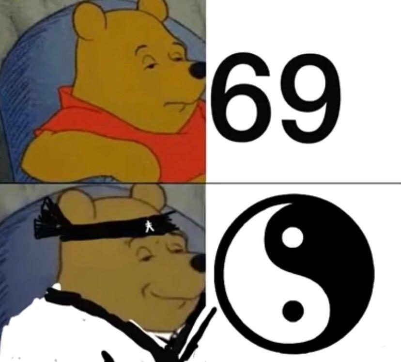 Asian 69 - meme