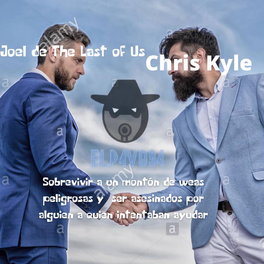 Contexto: Chris Kyle fue el francotirador mas letal de estados unidos y fue asesinado por ex marine a quien intentaba ayudar a superar los traumas de la guerra - meme