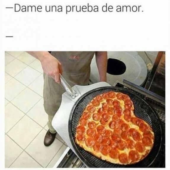 Eso si es verdadero amor :3 - meme