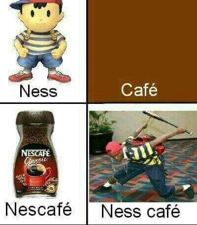 Ness - meme