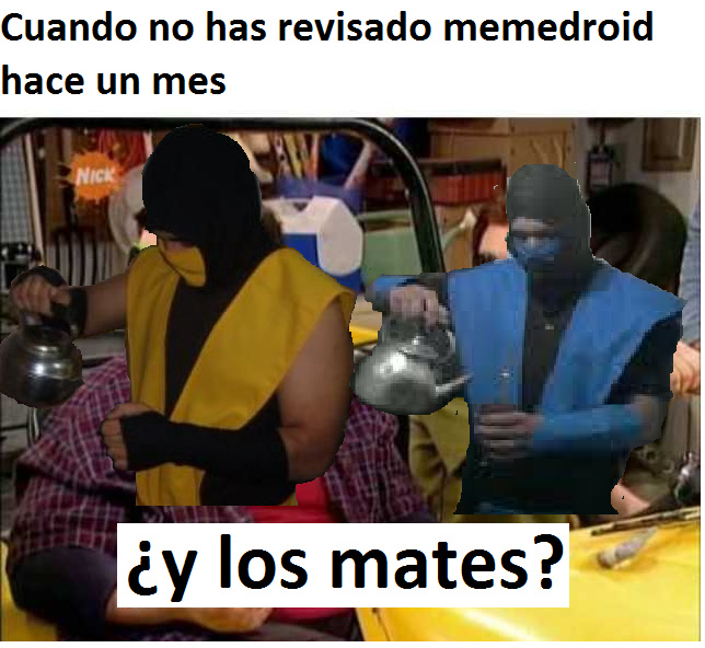 mates - meme